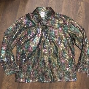 ✨NWOT Vintage 80's division of graff | Small | S